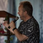 Dr Mike Pike ministering in Kenya