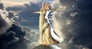 The woman in Revelation 12