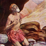 Elijah in the cave